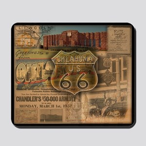 Rt 66 Mouse Pad