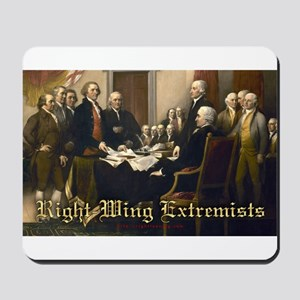Right-Wing Extremists Mousepad