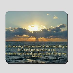 psalm143Lg Mousepad