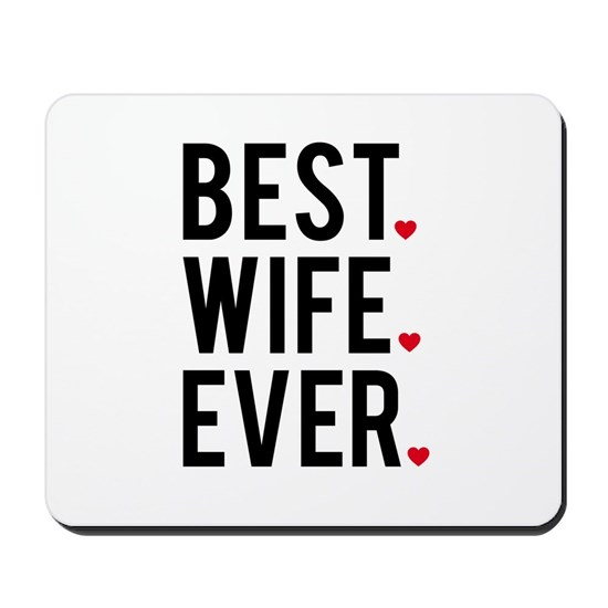 Best wife ever