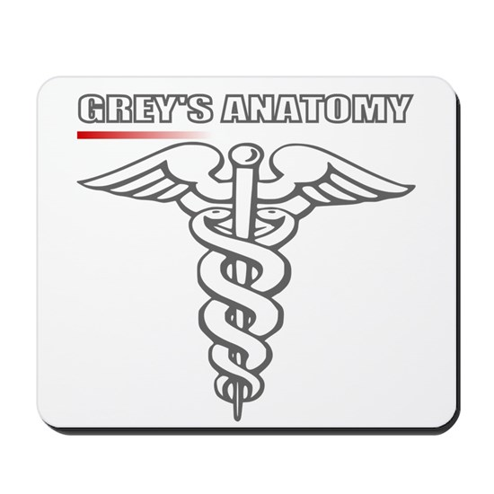 diagram of grey\'s anatomy greys anatomy mousepad by johnnyb cafepress  greys anatomy mousepad by johnnyb