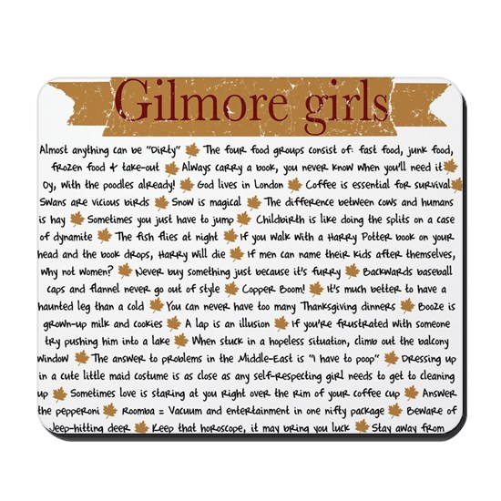 Gilmore Life Lessons square