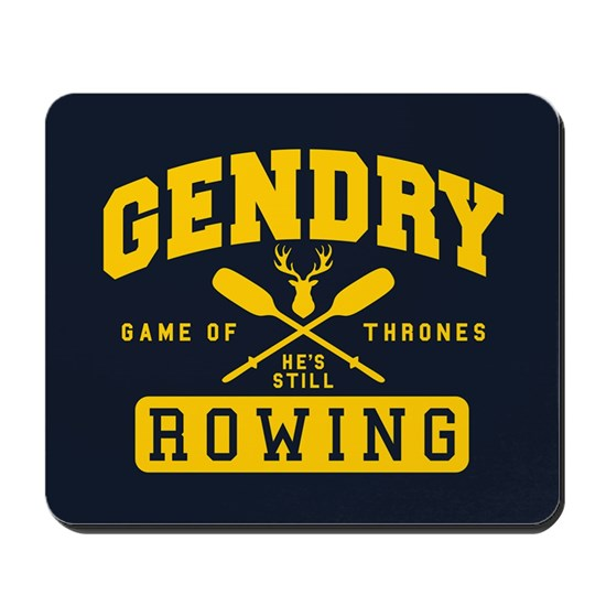 GOT Gendry Rowing Team