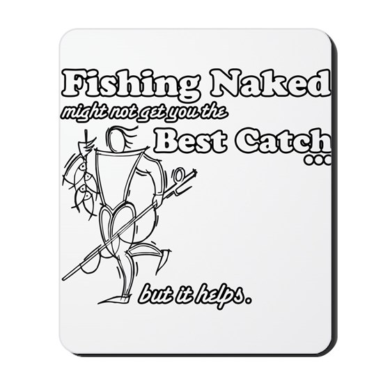 FishingNaked-LineArtGuy