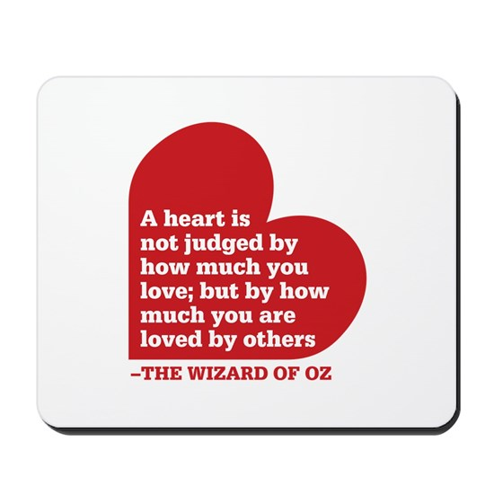 Wizard of Oz - Heart Judged