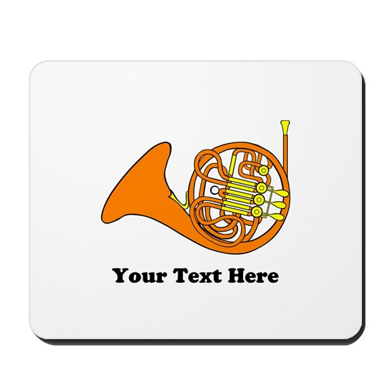 French Horn Personalized