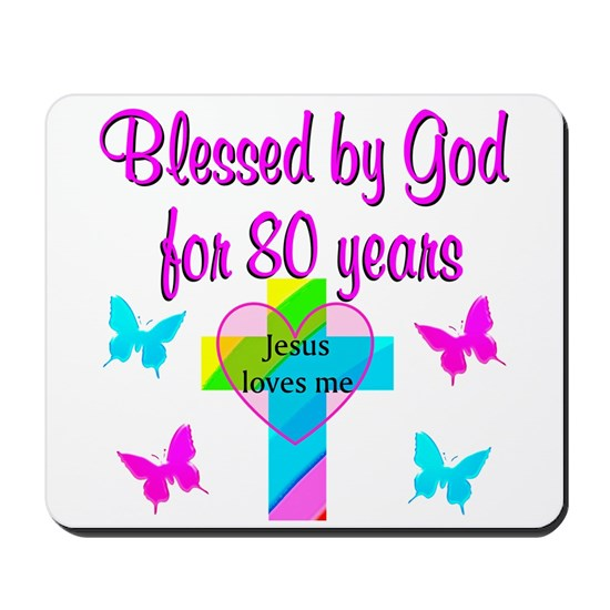 80TH LOVE GOD
