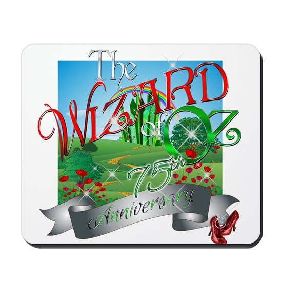 75th Anniversary Wizard of Oz Movie Poppies
