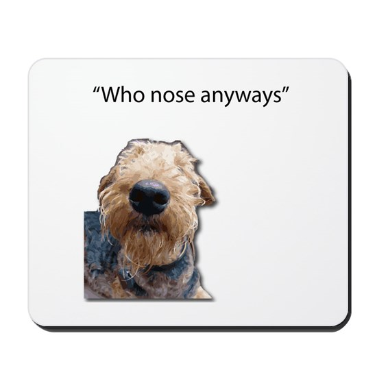 Airedale Terrier Friends