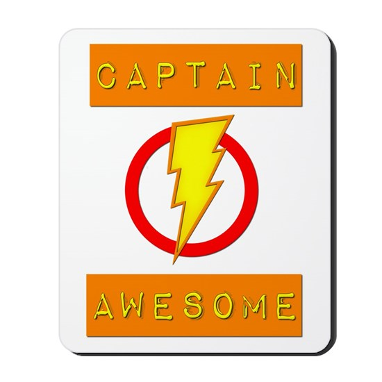Chuck Captain Awesome2
