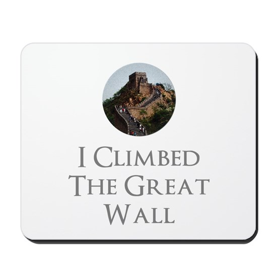 I Climbed The Great Wall