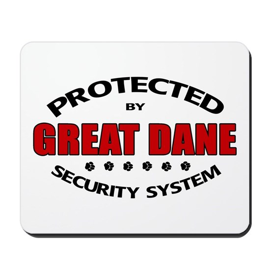 Great Dane Security System