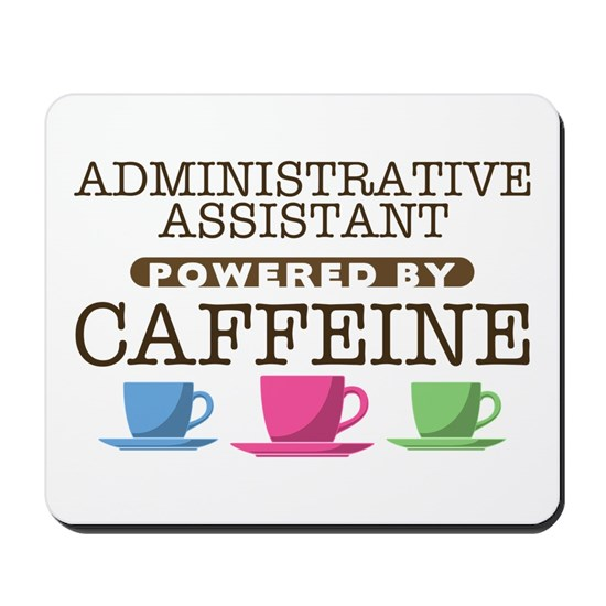 Administrative Assistant Powered by Caffeine
