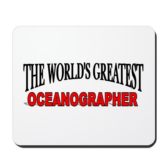 The Worlds Greatest Oceanographer