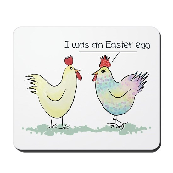 Funny Easter Egg Chicken