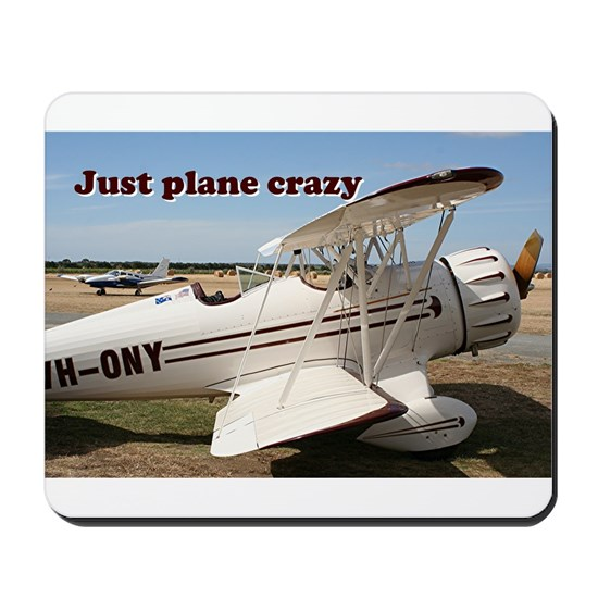 Just plane crazy: Waco biplane aircraft