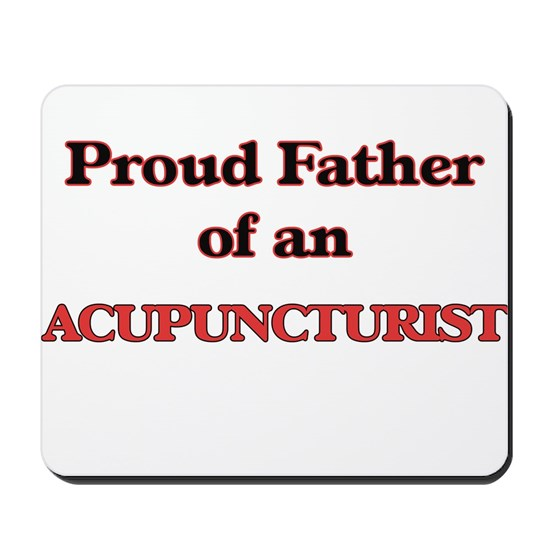 Proud Father of a Acupuncturist