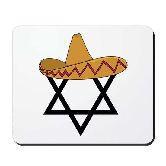 A Jew and a Mexican Star of Sanchez