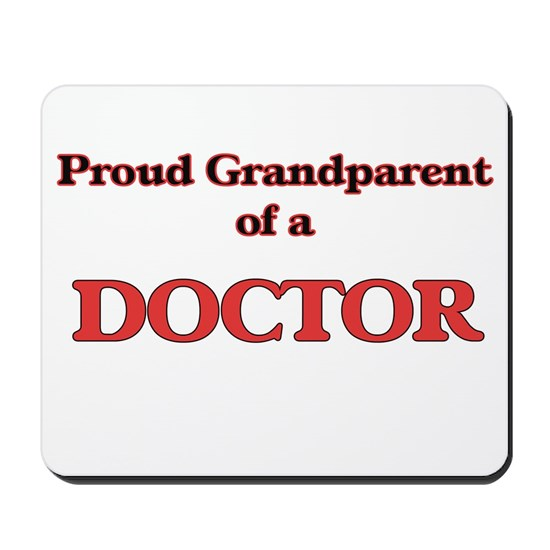 Proud Grandparent of a Doctor
