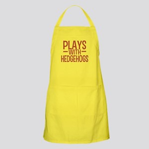 PLAYS Hedgehogs Apron