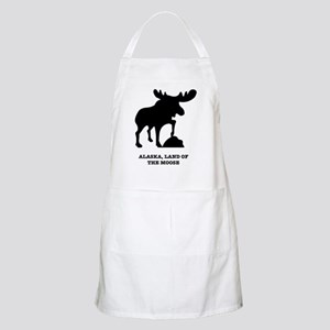Land of the Moose Apron