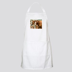 It's Just Me & You Horse Gift Apron