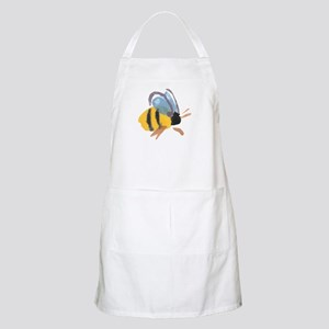Bee - Watercolor BBQ Apron