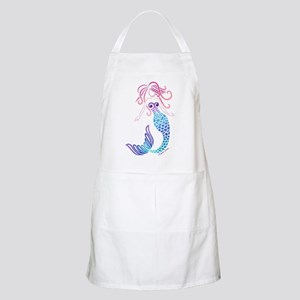Tribal Mermaid Apron