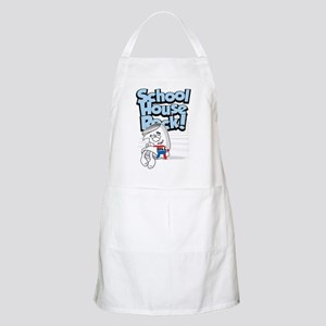 Schoolhouse Rock Bill Apron