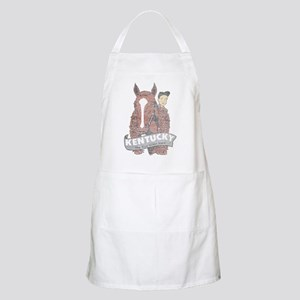 Vintage Kentucky Derby Apron