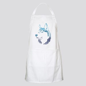 Husky Words Apron