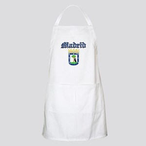 Madrid City designs Apron