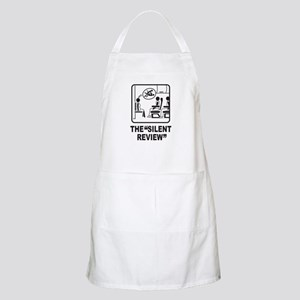Silent Review BBQ Apron