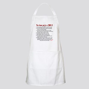 You're A CNA if... BBQ Apron