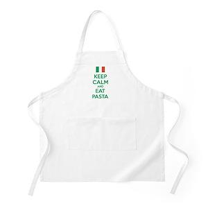 Pasta Sayings Aprons - CafePress