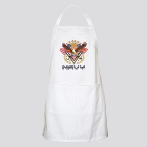 Navy Military Veteran Apron