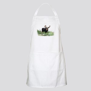 Maine Moose Apron