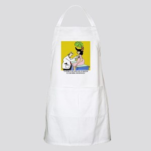 Reaction to Herbal Medication Apron