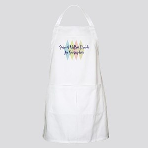 Sonographers Friends BBQ Apron