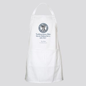Ayn Rand Quote Apron