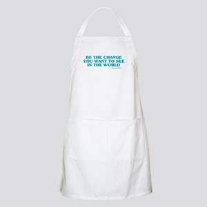 Be The Change You Want BBQ Apron