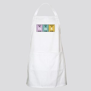 Chemical Think BBQ Apron