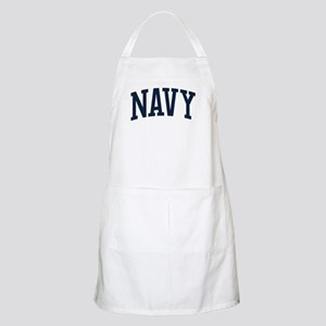 Navy Light Apron
