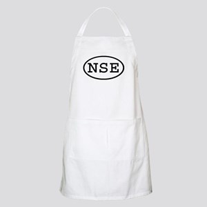 NSE Oval BBQ Apron