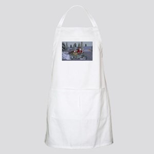 Dashing Through The Snow Apron