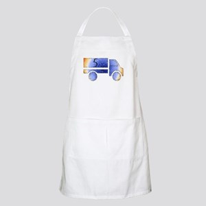 Baby is Five - 5 Month? or 5 Year? Apron