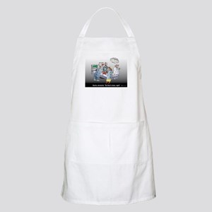 Doctor Physician Humor BBQ Apron