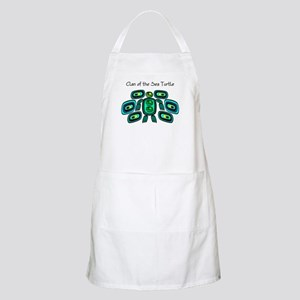 CLAN OF THE SEA TURTLE Apron
