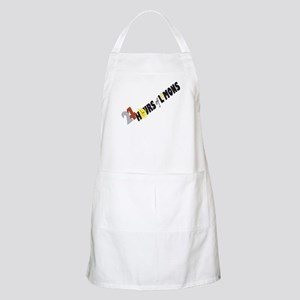 The 24 Hours of LeMons BBQ Apron