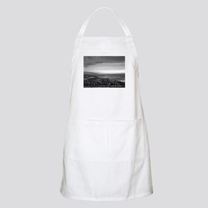 Black & White Sunset Apron